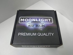 Лампa ксеноновая Moonlight PREMIUM H7 4500/4500K +50%
