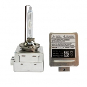 Лампа ксеноновая Philips Metal base D1S 4300K 12V 35W (85410+)