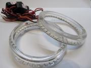 Светодиодные ангельские глазки LED 80мм для масок G5